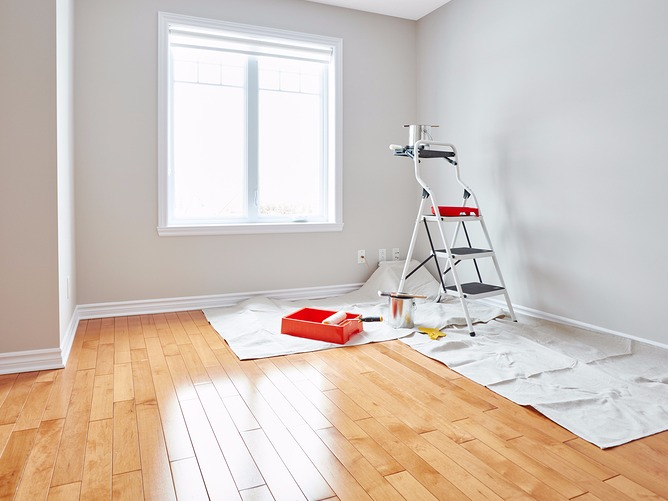 Residential Painting Contractor Billings MT Paints Well With Colors - Residential painting